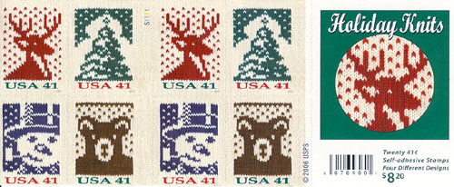 Knitstamps