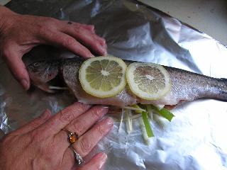 Fishdinner