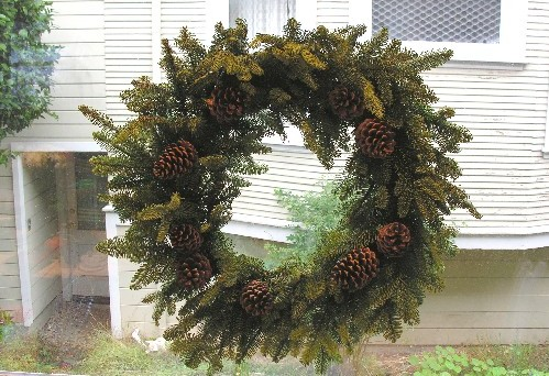Wreathinwindow